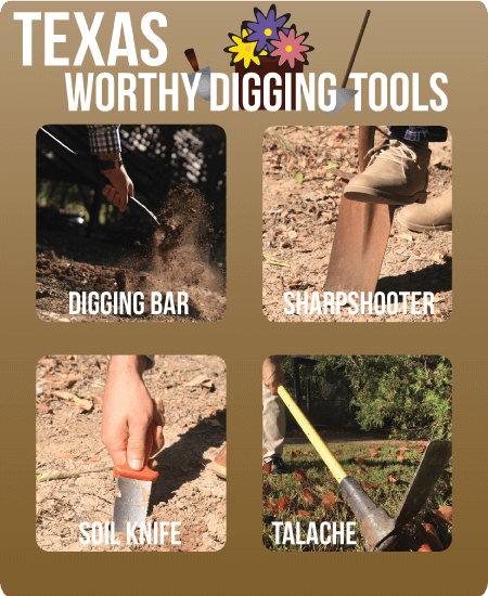 Must Have Digging Tools For Rocky Soil